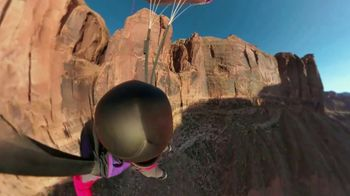 Garmin VIRB 360 TV Spot, 'Base Jumping Near Moab' - Thumbnail 5