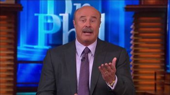 Feeding America TV Spot, 'NBC: Summer Food Service Program' Feat. Dr. Phil - 7 commercial airings