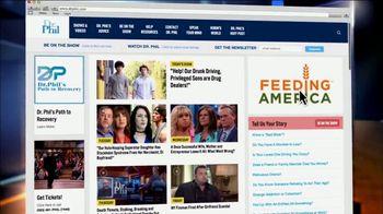 Feeding America TV Spot, 'NBC: Summer Food Service Program' Feat. Dr. Phil - Thumbnail 8