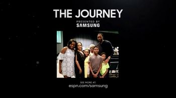 Samsung Mobile TV Spot, 'The Journey: Family' Featuring Tracy McGrady - Thumbnail 9