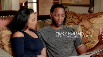 Samsung Mobile TV Spot, 'The Journey: Family' Featuring Tracy McGrady - Thumbnail 3