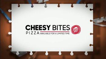 Pizza Hut Cheesy Bites Pizza TV Spot, 'Ion Television: Solve the Mystery' - Thumbnail 9