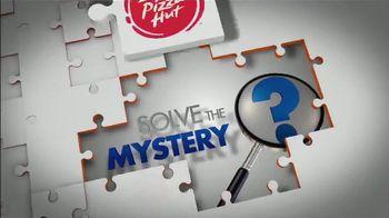 Pizza Hut Cheesy Bites Pizza TV Spot, 'Ion Television: Solve the Mystery' - Thumbnail 1