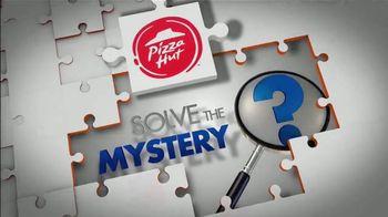 Pizza Hut Cheesy Bites Pizza TV Spot, 'Ion Television: Solve the Mystery' - Thumbnail 2