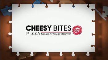 Pizza Hut Cheesy Bites Pizza TV Spot, 'Ion Television: Solve the Mystery' - Thumbnail 8