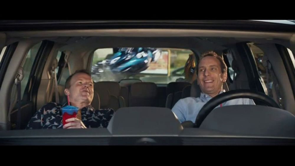 Sonic Slushes TV Commercial, 'Transform Your Summer Sweepstakes: Power Seats'