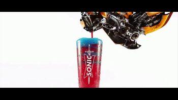 Sonic Slushes TV Spot, 'Transform Your Summer Sweepstakes: Power Seats' - Thumbnail 9