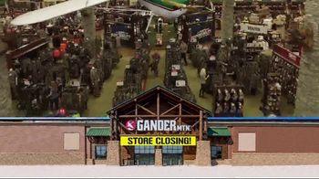 Gander Mountain TV Spot, 'Total Liquidation' - Thumbnail 4