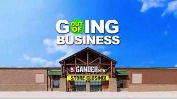 Gander Mountain TV Spot, 'Total Liquidation' - Thumbnail 1
