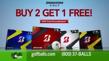 Golfballs.com TV Spot, 'Buy Two, Get One Free' - Thumbnail 2