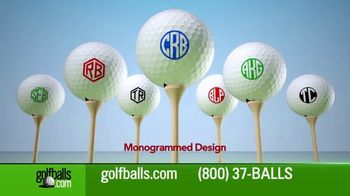Golfballs.com TV Spot, 'Buy Two, Get One Free' - Thumbnail 3