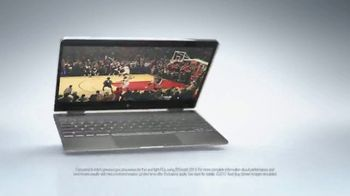 Intel TV Spot, 'Outdated Equipment: HP' Featuring LeBron James, Jim Parsons - Thumbnail 4