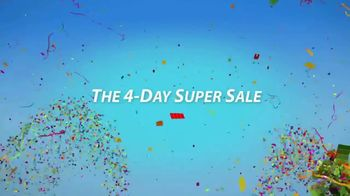 Sherwin-Williams 4-Day Super Sale TV Spot, 'June 2017'