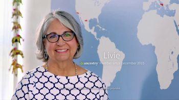 AncestryDNA TV Spot, 'Livie: Father's Day'