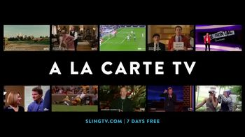Sling TV Spot, 'Picky With the Playlist' Featuring Danny Trejo - Thumbnail 6