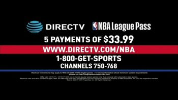 NBA League Pass TV Spot, 'I Like to Watch' Featuring Edi Gathegi - Thumbnail 7