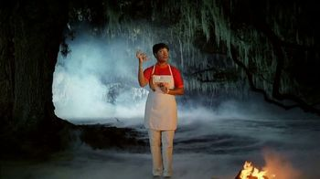 Popeyes Ghost Pepper Wings TV Spot, 'Taste the Mystery' - Thumbnail 10