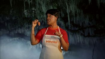 Popeyes Ghost Pepper Wings TV Spot, 'Taste the Mystery' - Thumbnail 3