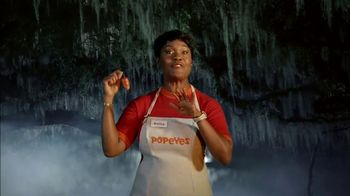 Popeyes Ghost Pepper Wings TV Spot, 'Taste the Mystery' - Thumbnail 7