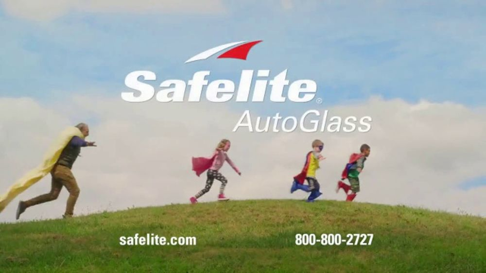 Safelite Auto Glass TV Commercial, 'Saving You Time'