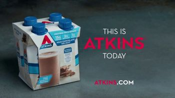 Atkins Milk Chocolate Delight Shake TV Spot, 'Rob Lowe's Favorite Snack' - Thumbnail 10
