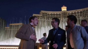 Visit Las Vegas TV Spot, \'Time Flies When You're in Vegas\'