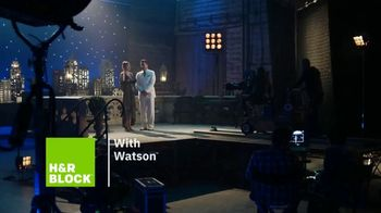 H&R Block With Watson TV Spot, 'Stars' Featuring Jon Hamm - Thumbnail 10