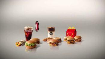 McDonald's $1 $2 $3 Dollar Menu TV Spot, 'Build Your Own Meal' - Thumbnail 2