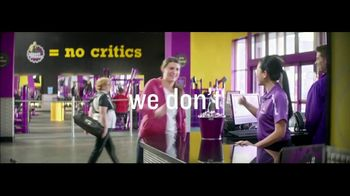 Planet Fitness TV Spot, 'The World Judges. We Don't: January Cat' - Thumbnail 7
