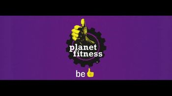 Planet Fitness TV Spot, 'The World Judges. We Don't: January Cat' - Thumbnail 9