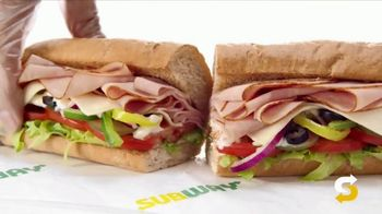 Subway $4.99 Footlongs TV Spot, 'Happiness' - Thumbnail 7