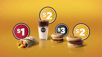 McDonald's $1 $2 $3 Dollar Menu TV Spot, 'Construir una comida' [Spanish] - Thumbnail 4
