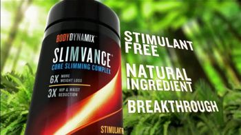 Slimvance TV Spot, 'Core Slimming Complex'