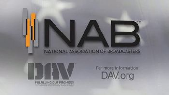 National Association of Broadcasters TV Spot, 'Disabled American Veterans' - Thumbnail 10