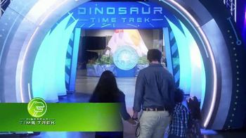 Dinosaur Time Trek TV Spot, 'Donald E. Stephens Convention Center'