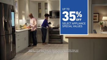 Lowe's TV Spot, 'The Moment: Oven Special Values' - Thumbnail 10