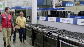 Lowe's TV Spot, 'The Moment: Oven Special Values' - Thumbnail 6