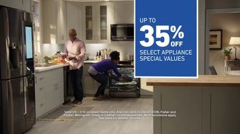 Lowe's TV Spot, 'The Moment: Oven Special Values' - Thumbnail 9