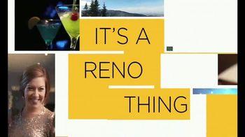 Eldorado Resort Casino TV Spot, 'It's a Reno Thing'