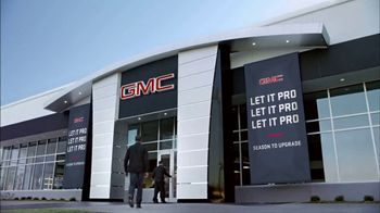 GMC Season to Upgrade TV Spot, 'Let It Pro' [T2] - Thumbnail 6