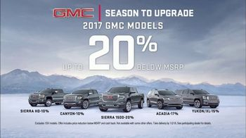 GMC Season to Upgrade TV Spot, 'Let It Pro' [T2] - Thumbnail 7