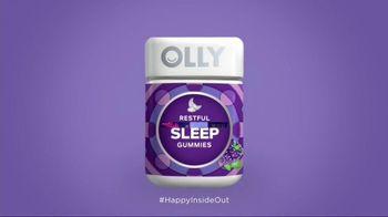 Olly Restful Sleep Gummies TV Spot, 'Night Night' - Thumbnail 7
