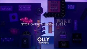 Olly Restful Sleep Gummies TV Spot, 'Night Night' - Thumbnail 6