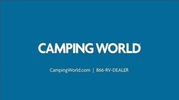 Camping World Year End Clearance TV Spot, 'Ready for the Game' - Thumbnail 10