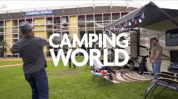 Camping World Year End Clearance TV Spot, 'Ready for the Game' - Thumbnail 2