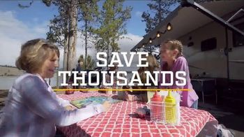 Camping World Year End Clearance TV Spot, 'Ready for the Game' - Thumbnail 5