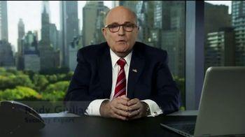 Experian Dark Web Scan TV Spot, 'Experience' Featuring Rudy Giuliani - Thumbnail 1