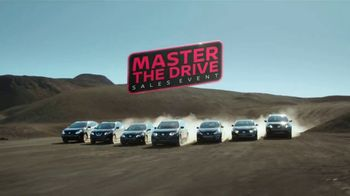 Nissan Master the Drive Sales Event TV Spot, 'Rogue Dark Side' [T2] - Thumbnail 6
