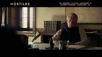 Hostiles - Alternate Trailer 12