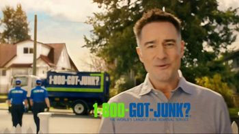 1-800-GOT-JUNK TV Spot, 'Where Have You Been All My Life?' - Thumbnail 6